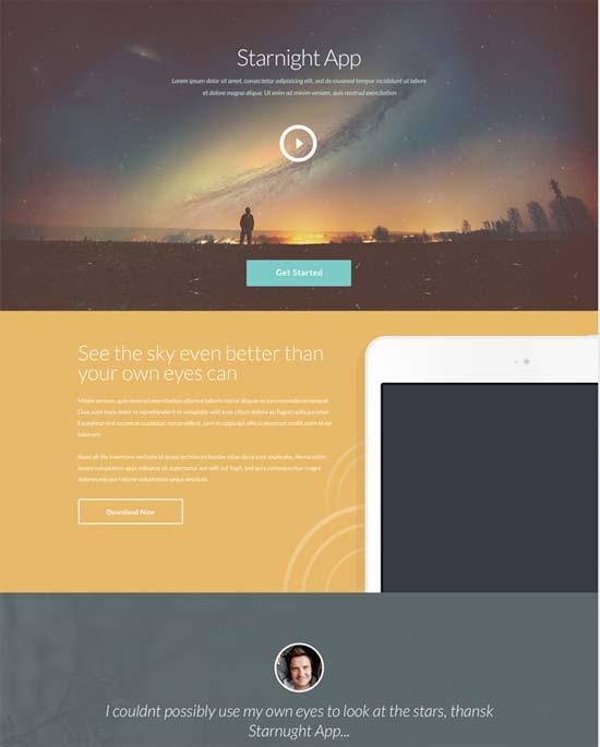 Free-PSD-Website-Design-Bright-Pastel-Design