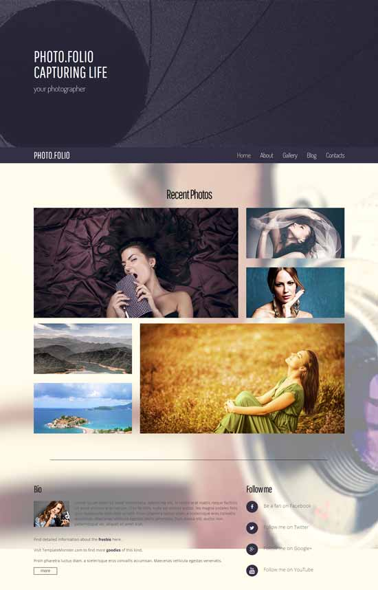 Free-Responsive-HTML5-Photography-Template
