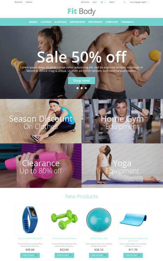 Free-Responsive-Magento-Themes-for-Fitness