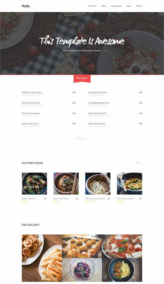 Free-Restaurant-PSD--Website-Template