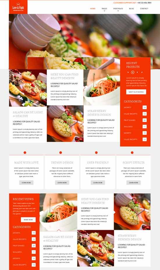 Free-Restaurant-Responsive-Web-Template