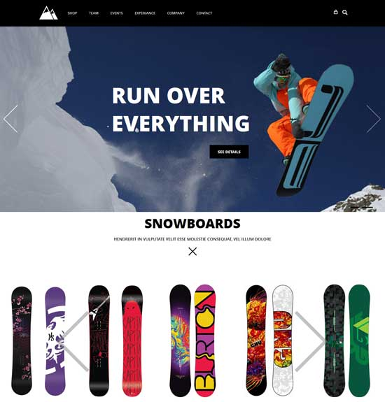 Free-Snowboarding-Flat-Bootstrap-Responsive-Template