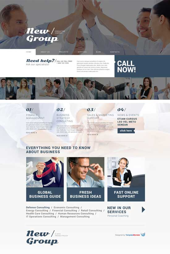 Free-WordPress-Theme-Consulting-Firm