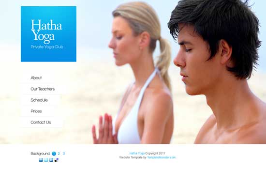 Free-Yoga-Center-Website-Template