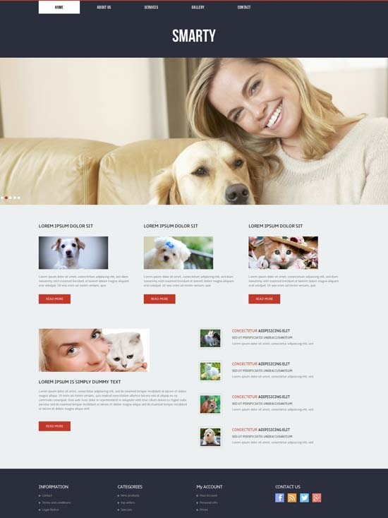Free-animals-and-pets-Responsive-Website-Template