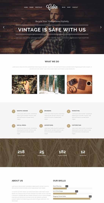 Full-Screen-WordPress-theme-2015-06