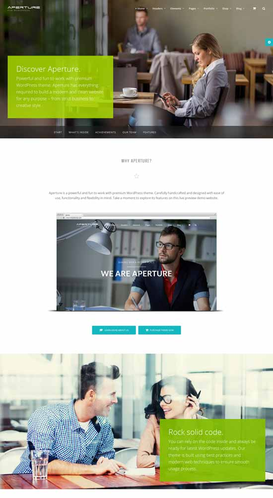 Full-Screen-WordPress-theme-2015-08