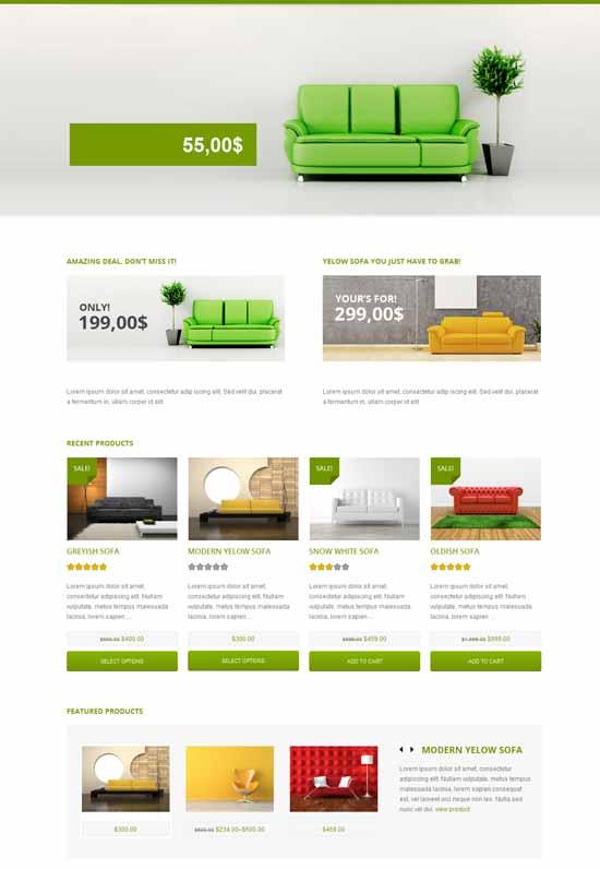 Furniture-Store-rCommerce-Responsive-WordPress-Theme