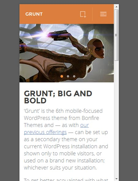 GRUNT-Big-and-Bold-Mobile-WordPress-Theme