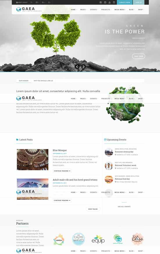 Gaea-Environmental-Wordpress-Theme