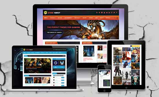 Game-Addict-Clan-War-Gaming-WordPress-Theme