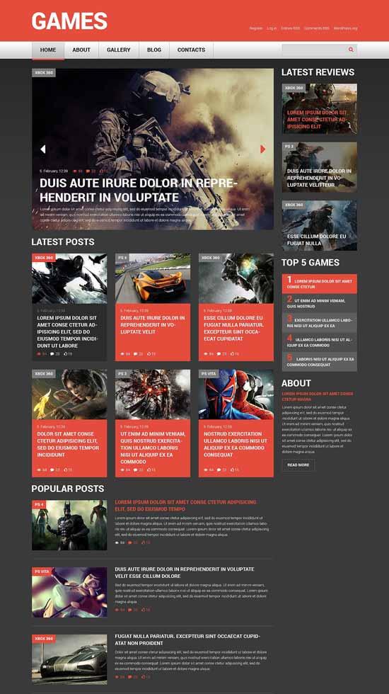 Game-Portal-Responsive-WordPress-Theme-52169