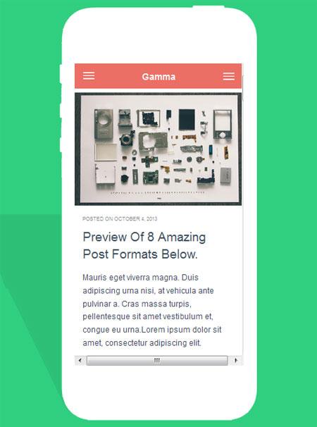 Gamma-Mobile-Retina-HTML5--CSS3-WordPress