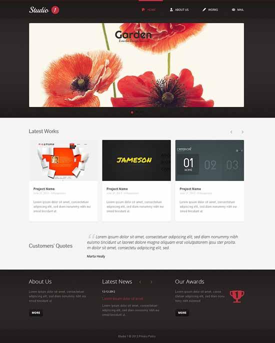 Garden-Design-Studio-Responsive-Website-Template