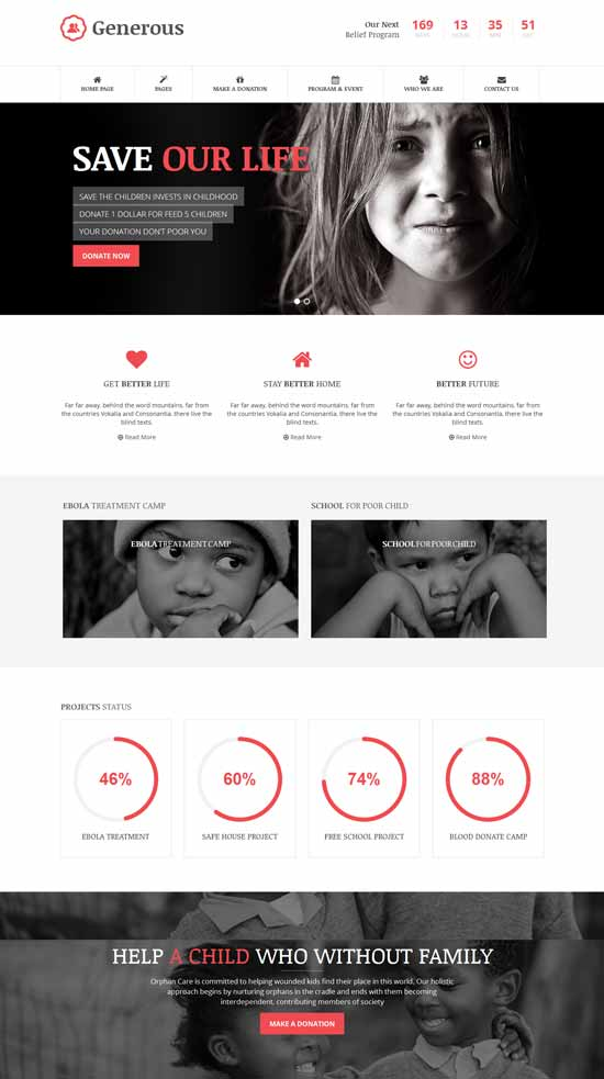Generous-Charity-HTML-Template