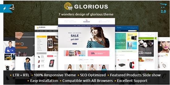 Glorious-Opencart-Responsive-Theme
