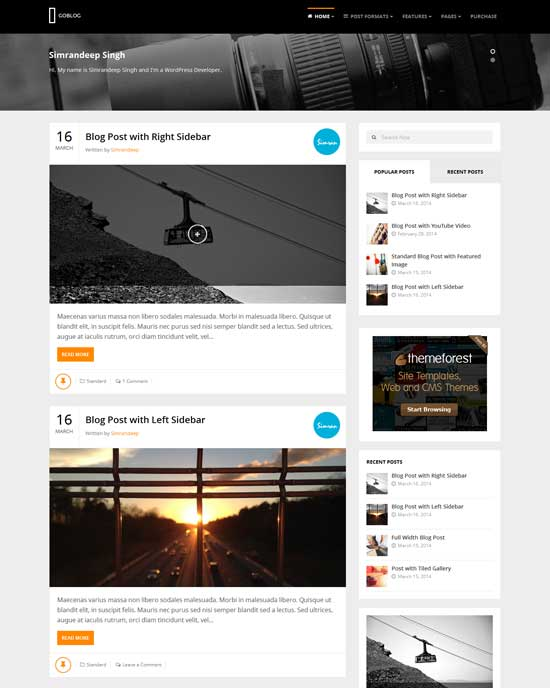 GoBlog-Responsive-WordPress-Blogging-Theme