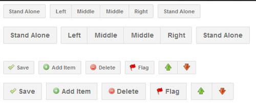 Google-Buttons