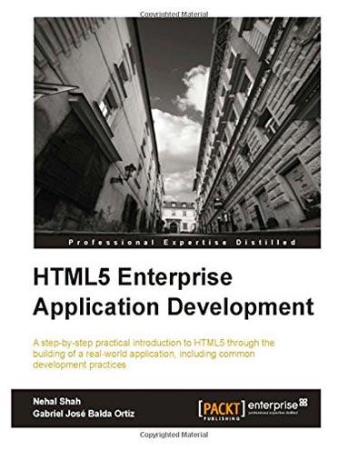 HTML5-Enterprise-Application-Development