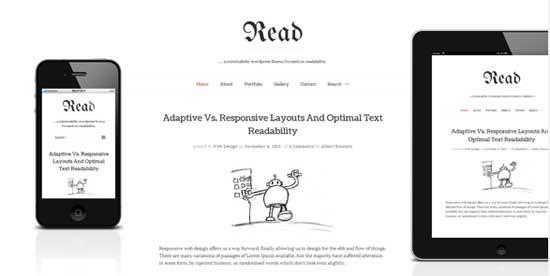HTML5-Minimalist