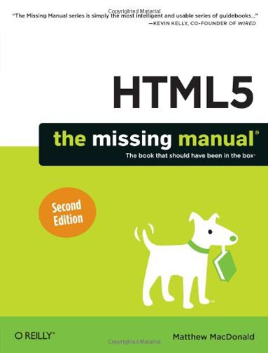 HTML5-The-Missing-Manual-book