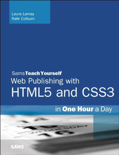 HTML5 and CSS3 book