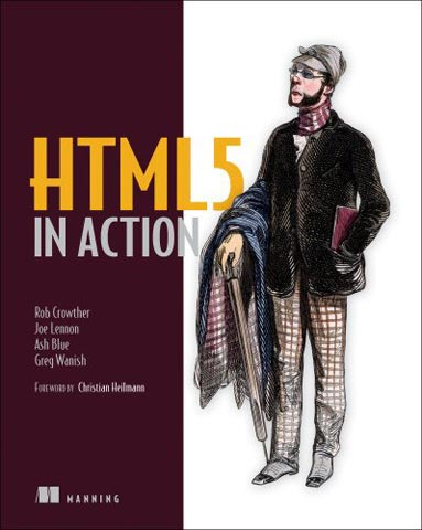 HTML5-in-Action-Book