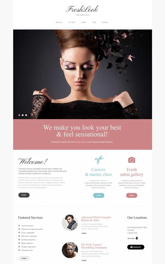 Hair-Salon-Joomla-Template