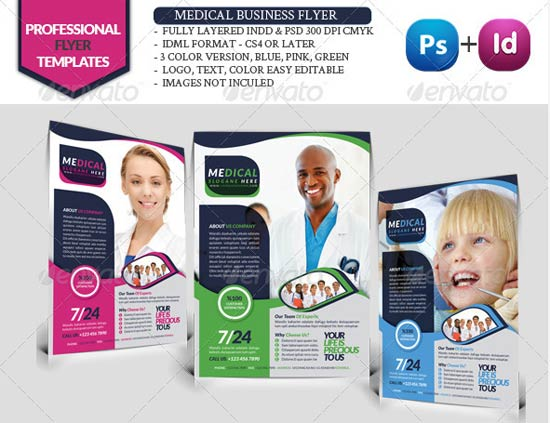 Health-Business-Flyer