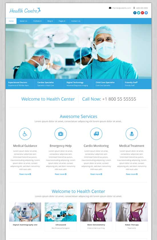 Health-Center-Lite