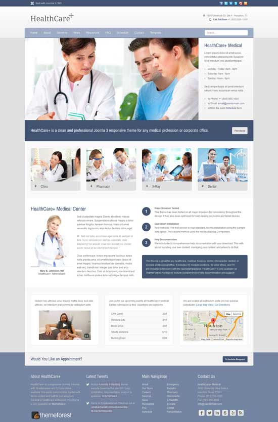 HealthCare-Medical-Health-Joomla-Theme