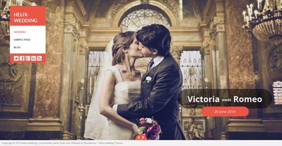 Helix-matrimony-Free-Fullscreen-Wedding-wordpress-theme