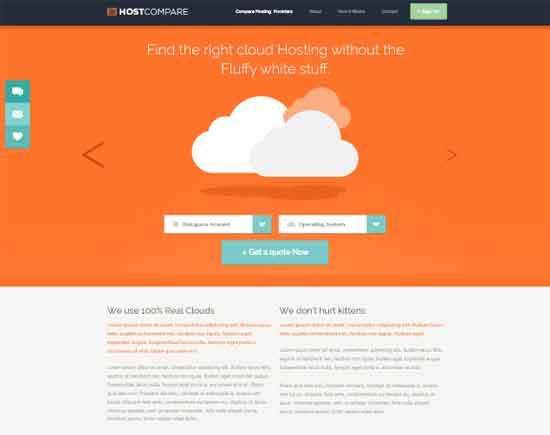 Free PSD Hosting Web Design