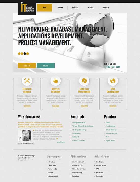 IT-Company-Responsive-Website-Template