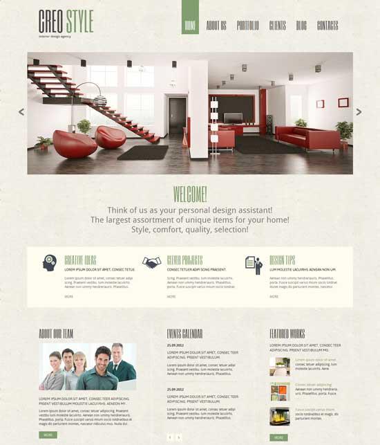 Interior-Design-Responsive-Joomla-Template