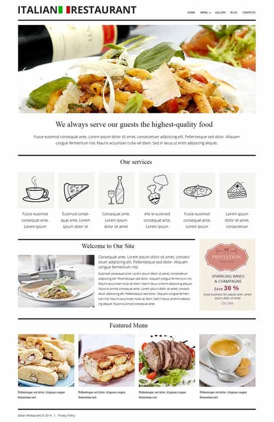 Italian-Cuisine-Restaurant-Joomla-Template