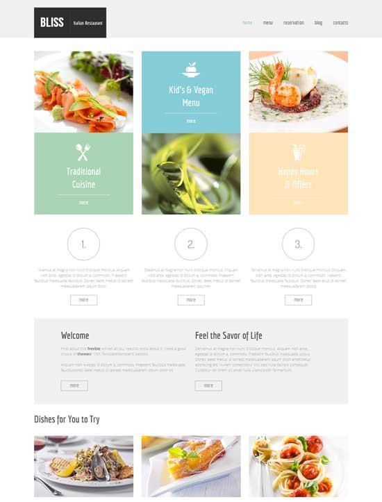 Italian-Restaurant-Free-HTML5-Restaurant-Template
