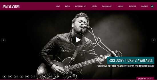 JamSession-Music-Music-Band-WordPress-Theme