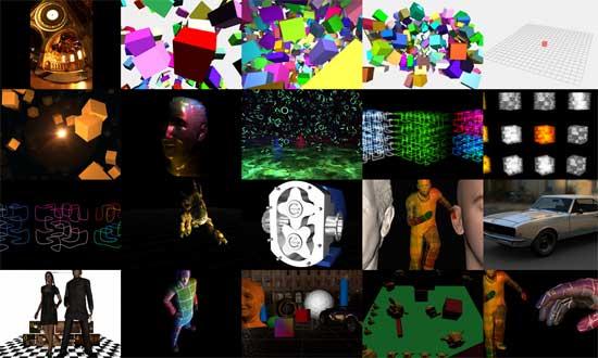 Javascript Graphics Charts Library JavaScript-3D