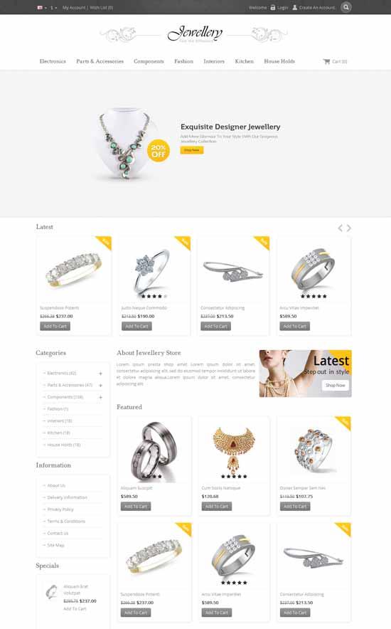 Jewellery-Opencart-Responsive-Template