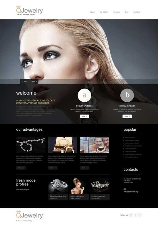 Jewelry-WordPress-Theme