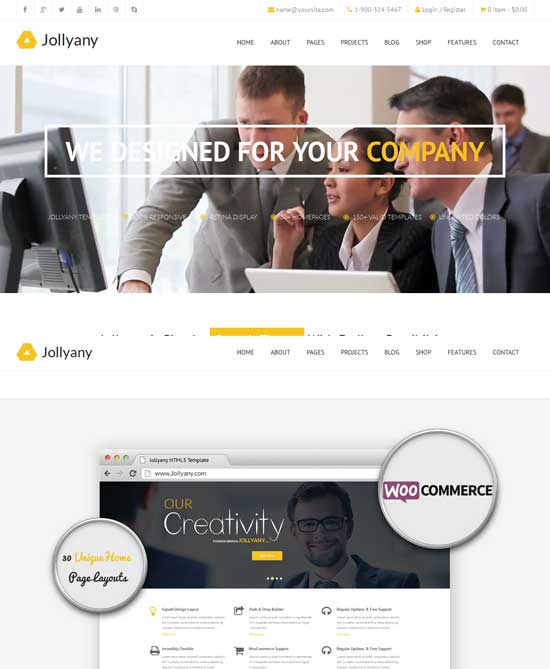 Jollyany-Corporate-Business-HTML5-Template
