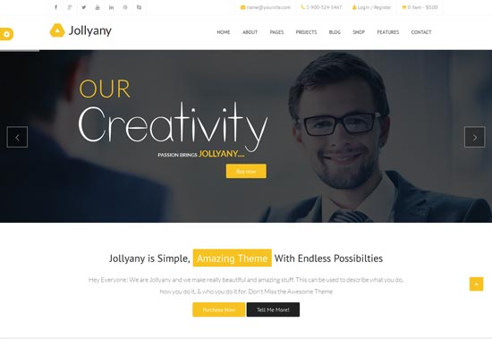 Jollyany-Corporate-Multi-Purpose-HTML5-Template