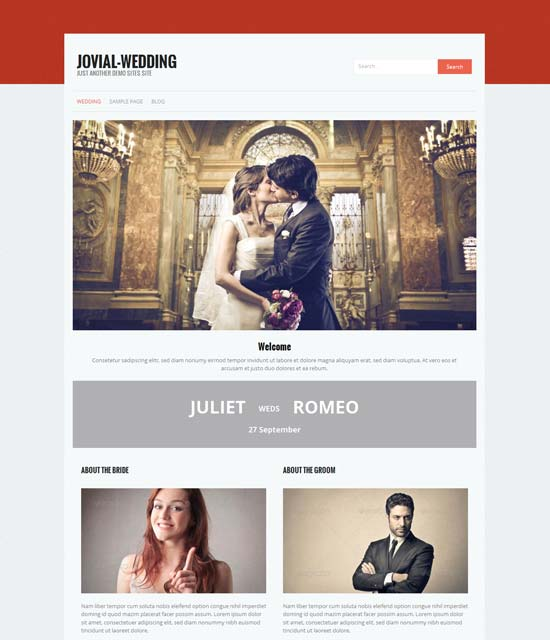 Jovial-union-Free-Elegant-Wedding-WordPress-theme