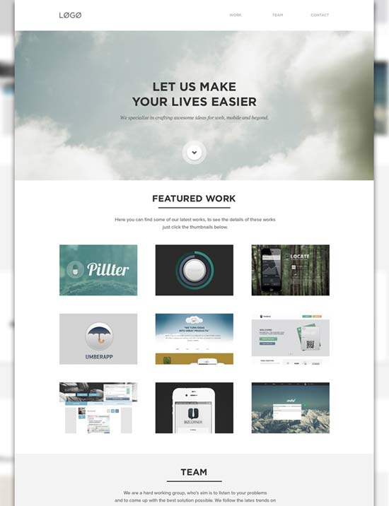 Kaan-PSD-Web-Theme