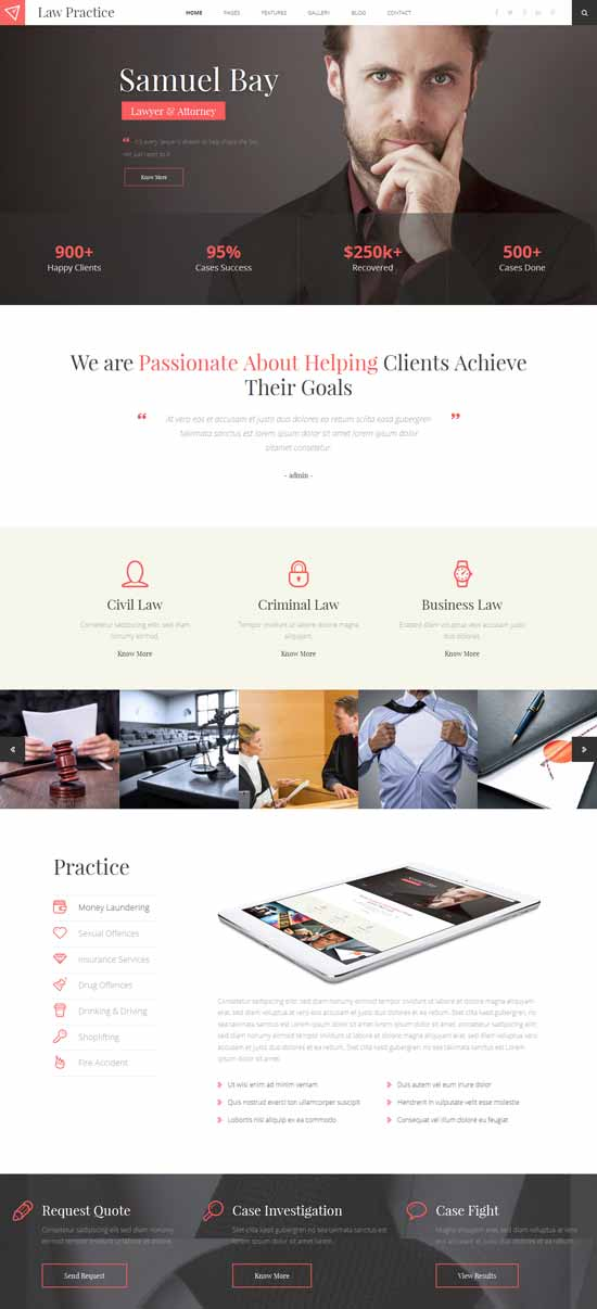 LAW-PRACTICE-Lawyer-WordPress-Theme