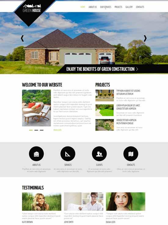 Landscape-Exterior-Design--Website-Template