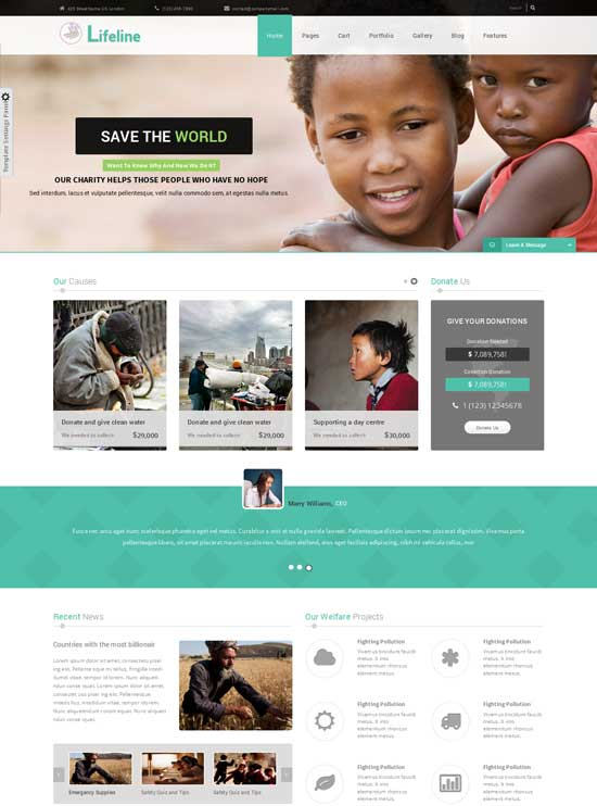 Lifeline-NGO-and-Charity-Responsive-HTML-Template