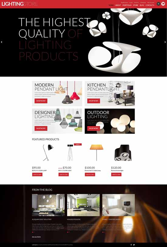 Lighting-Store-WooCommerce-Theme