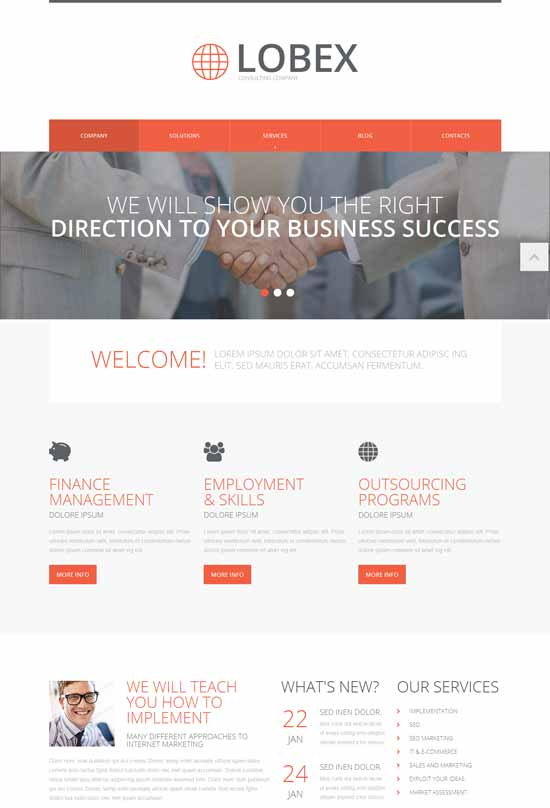 Lobox-Consulting-Responsive-Website-Template